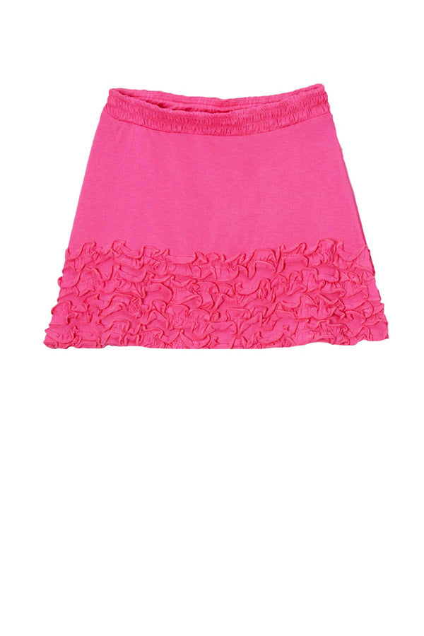 Knit Skirt - Fuchsia