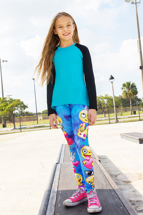 Alison Printed Leggings