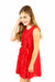 Leilani Dress - Red