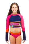 Natalia Rash Guard Set
