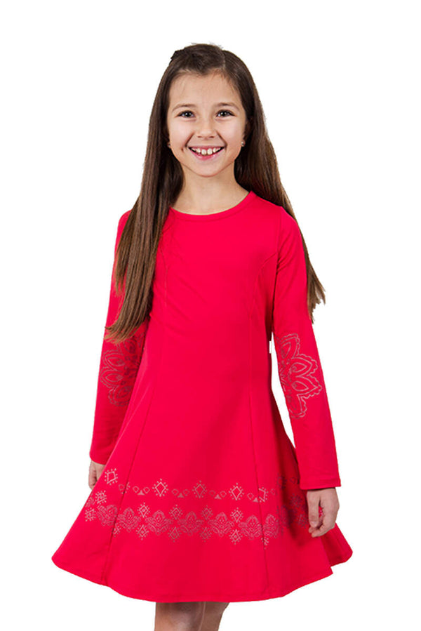 Promise Dress - Red
