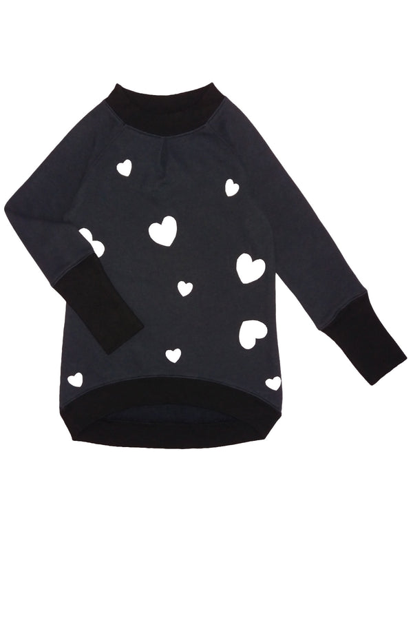 Selja Heart Sweatshirt
