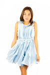 Sheila Dress - Baby Blue