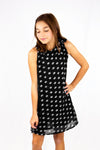 Valencia Dress -  Polka Dot