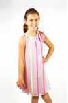 Valencia Dress -  Stripe