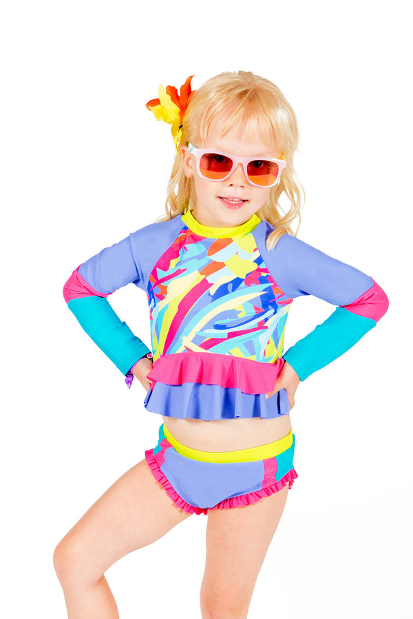 Leonie Toddler Rashguard Set