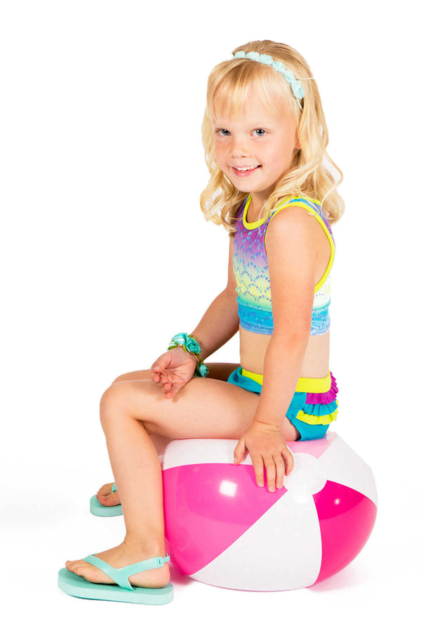 Sacha Toddler Tankini Swimsuit