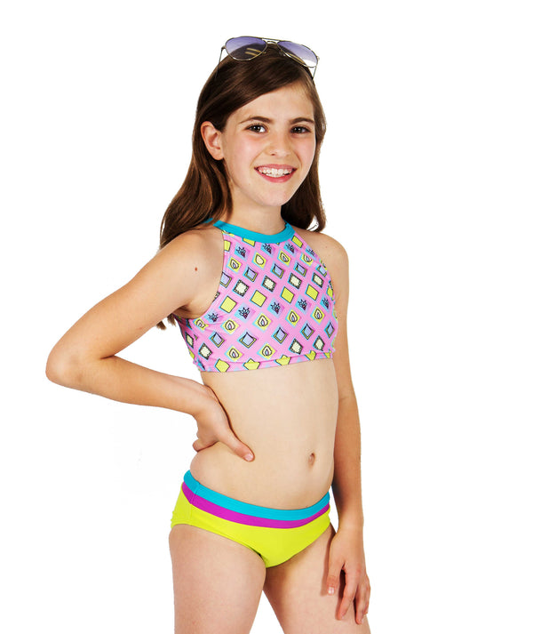 Limeapple Tween Girls Swimsuits And Bikinis Limeapple