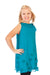 Valencia Dress - Teal