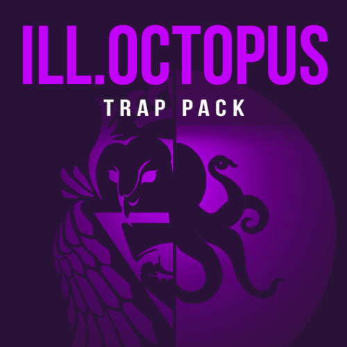 ill.OCTOPUS Trap Pack + 1GB Library - ProducerDJ.Market