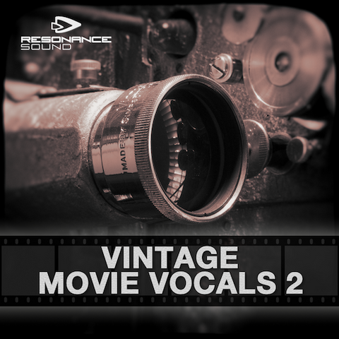 VINTAGE MOVIE VOCALS 2 - ProducerDJ.Market