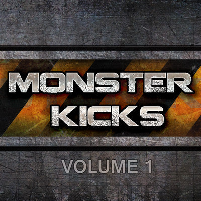 MONSTER KICKS - ProducerDJ.Market