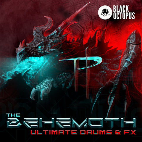 BEHEMOTH BY BLACK OCTOPUS - ProducerDJ.Market