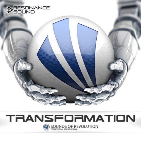 TRANSFORMATION: SOUNDS OF REVOLUTION - ProducerDJ.Market