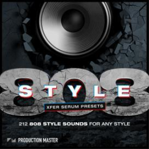 808 Style Bass for Serum - ProducerDJ.Market
