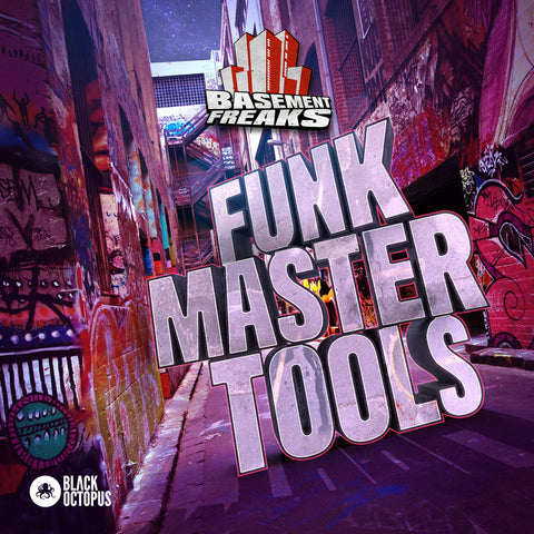 FUNK MASTER TOOLS BY BASEMENT FREAKS - ProducerDJ.Market
