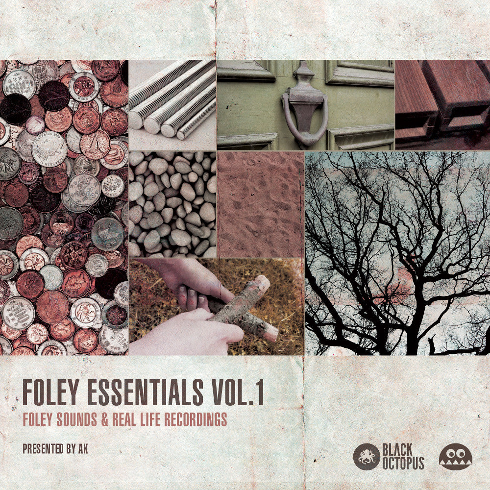FOLEY ESSENTIALS by AK - ProducerDJ.Market
