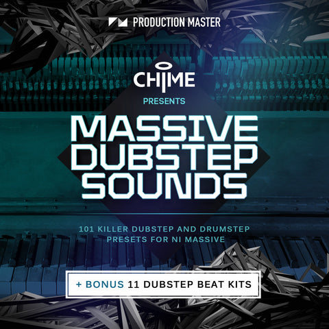 Chime Dubstep Massive Dubstep Sounds - ProducerDJ.Market