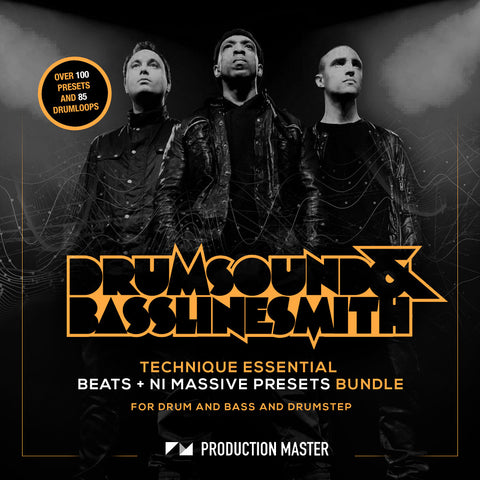 Drumsound & Bassline Smith Technique Essential - ProducerDJ.Market