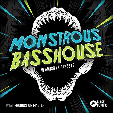 Monstrous Bass House for NI Massive - ProducerDJ.Market
