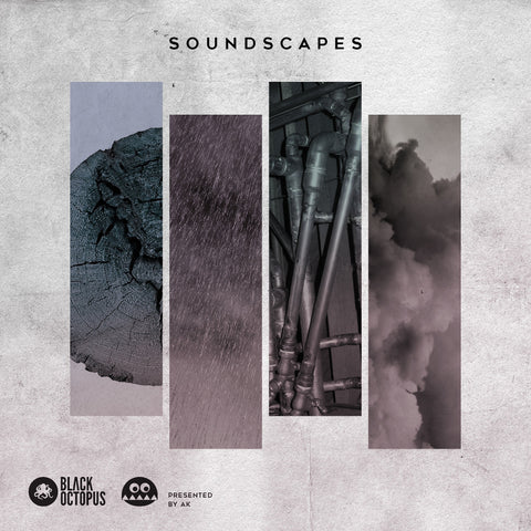 SOUNDSCAPES PRESENTED BY AK - ProducerDJ.Market