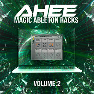 AHEE Magic Ableton Racks Vol 2