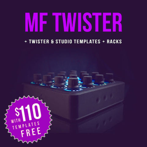 MIDI Fighter Twister - ProducerDJ.Market