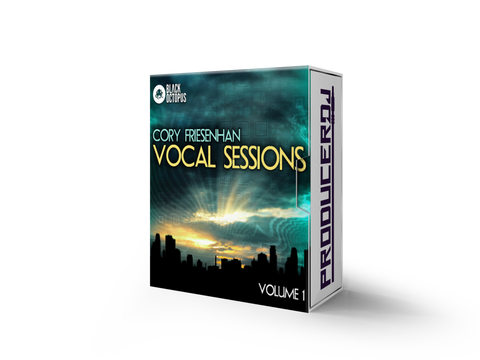 CORY FRIESENHAN VOCAL SESSIONS VOL. 1 - ProducerDJ.Market