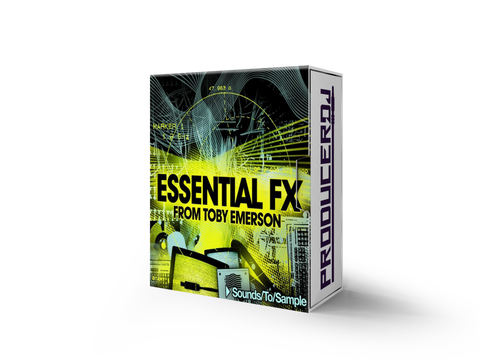 ESSENTIAL FX VOL. 1 - ProducerDJ.Market