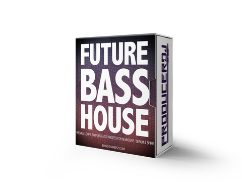 Future Bass House WAV & Presets - ProducerDJ.Market