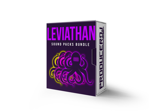 LEVIATHAN SOUND PACKS BUNDLE - ProducerDJ.Market
