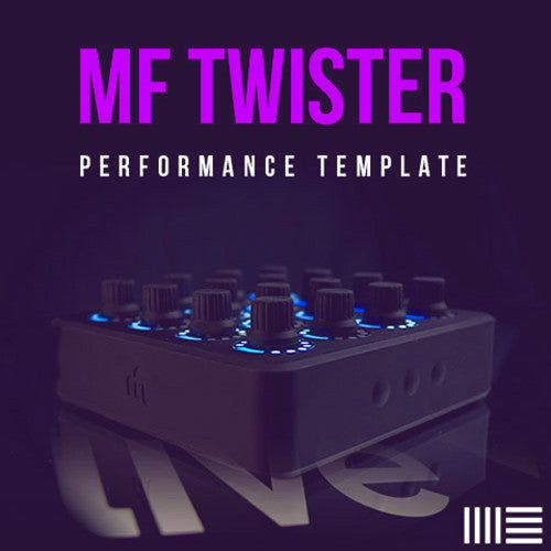 MIDI Fighter Twister Performance Template - Ableton Live 9 - ProducerDJ.Market