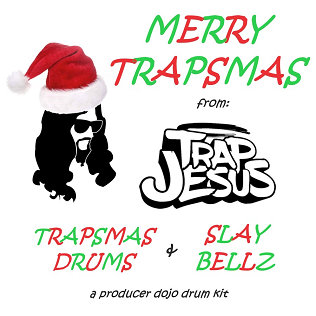 MERRY TRAPSMAS - SAMPLE PACK - ProducerDJ.Market