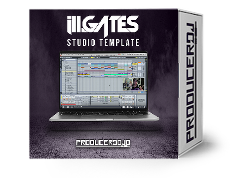2019 STUDIO TEMPLATE - ProducerDJ.Market