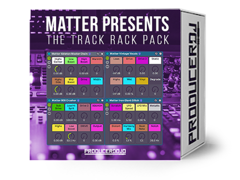 Track Rack Pack - ProducerDJ.Market