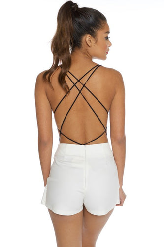 Strappy Bodysuit