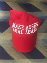 Make Asses Real Again Adjustable Cap