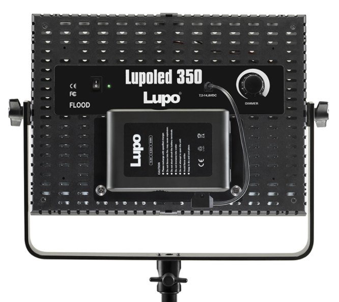 Lupo Lupoled 350 Tungsten light