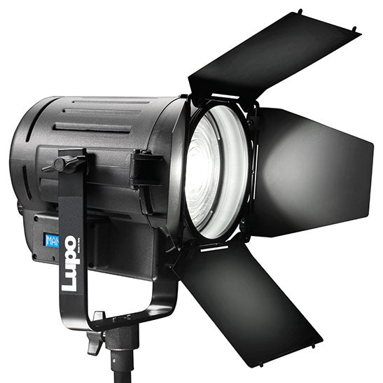 Lupo Dayled 650 Fresnel Tungsten light with DMX