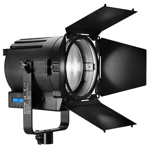 Lupo Dayled 1000 Fresnel Daylight Temperature light with DMX