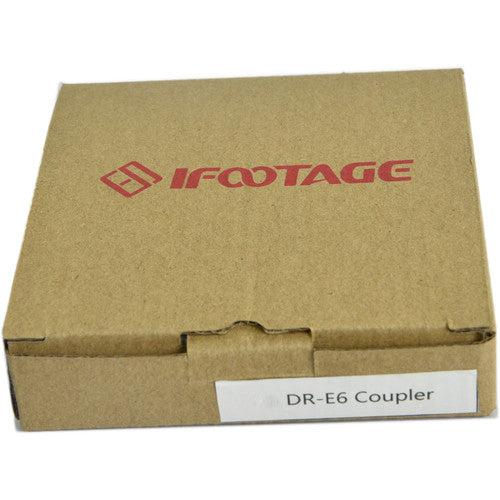 iFootage Battery Coupler for Canon DR-E6