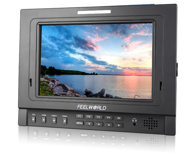 "Feelworld 7"" IPS  Ultra High Reso 3G-SDI Broadcast Monitor"