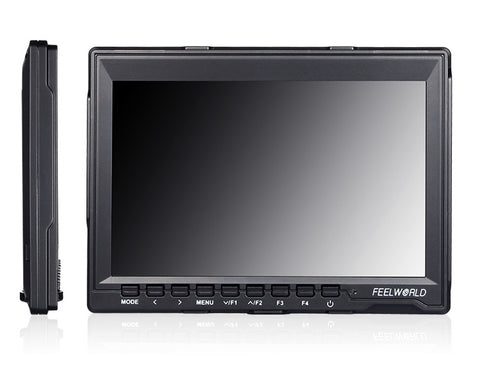 Feelworld 7'' Slim Design Ultra HD IPS 1280x800 Field Monitor with HDMI input