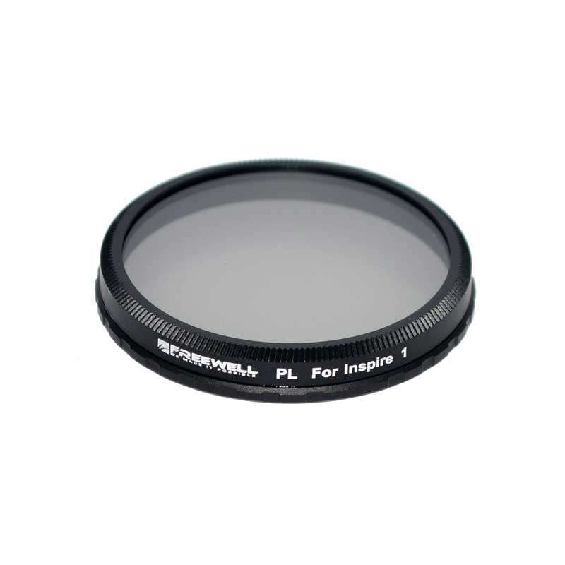 Freewell ND2-400 , PL, CPL , UV 4Pack filter for Inspire X3/Z3/OSMO/OSMO+