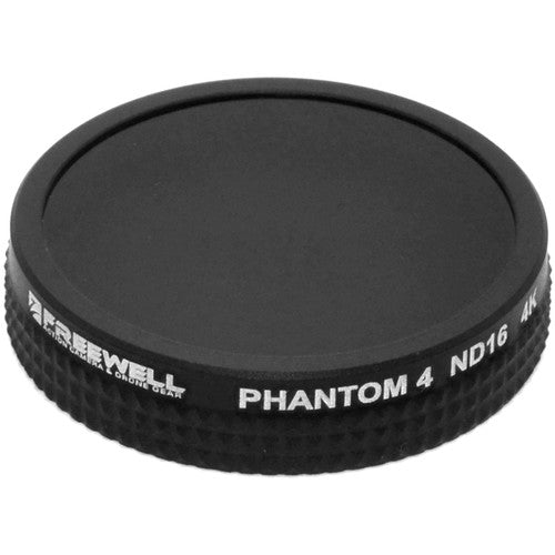 Freewell ND16 Filter for DJI Phantom 4/Phantom 3 Pro/Adv/4K