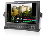 "Feelworld 10.1"" IPS  Fully Featured Dual 3G-SDI Camera-Top Field Monitor"