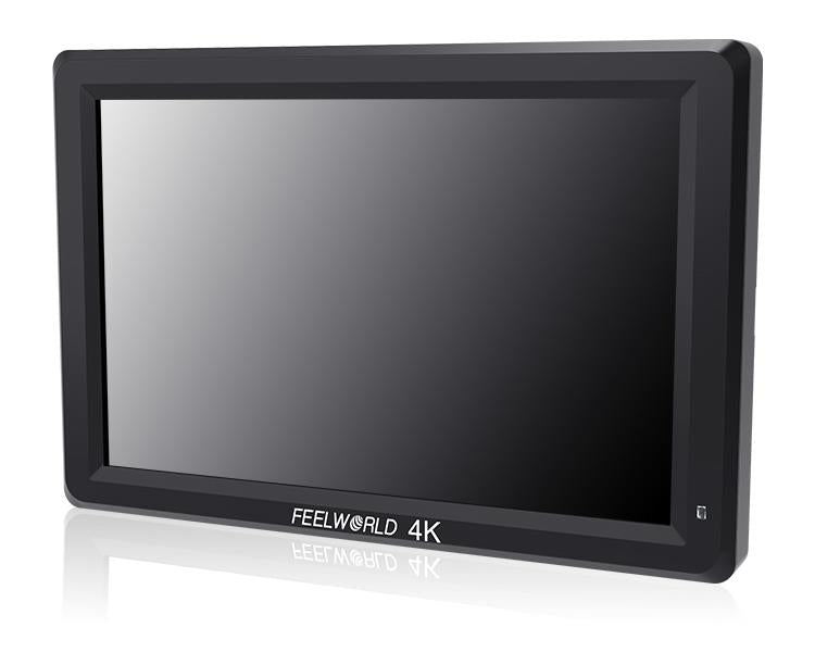 "Feelworld 7""  IPS 1920x1200 Full HD 4K HDMI On-camera Monitor with Histogram, Focus Assist"