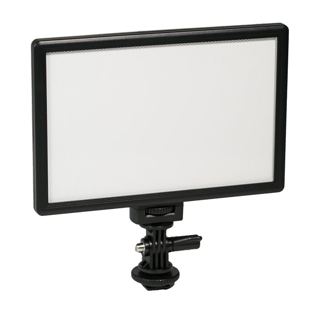 GVB Gear ME116 Bi-Color Slim On-Camera Light - 3 Point