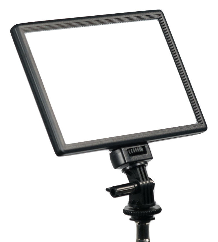 GVB Gear ME116 Bi-Color Slim On-Camera Light - 2 Point