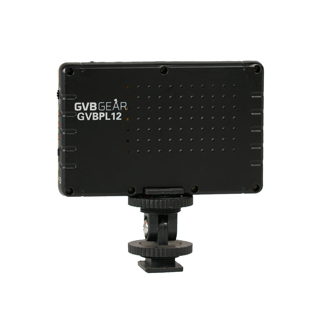 GVB Gear On-Camera Light